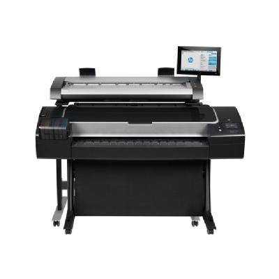 HP DesignJet HD Pro MFP - multifunction printer (color) (English, French, Portuguese, Spanish / Canada, Latin America, United States) RPLOT