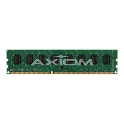 Axiom - DDR3 - 2 GB - DIMM 240-pin - unbuffered