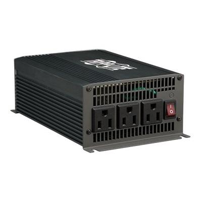 Tripp Lite Ultra-Compact Inverter 700W 12V DC to 120V AC 3 Outlets 5-15R - DC to AC power inverter - 700 Watt  PERP