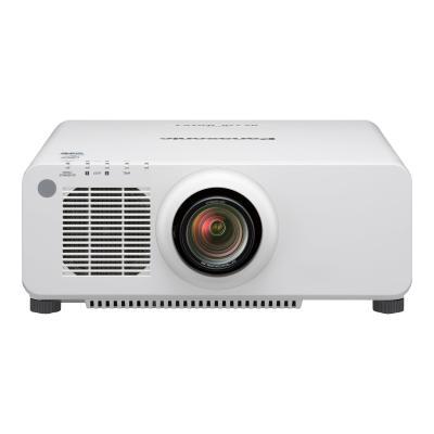 Panasonic PT-RZ770LWU - DLP projector - no lens - LAN ector (7 000 lm) w/Digital Lin k  Edge Blending  Po