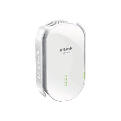 D-Link DAP-1820 - wireless router - 802.11a/b/g/n/ac - wall-pluggable  ACCS