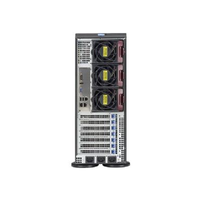 Supermicro SuperServer 8048B-TR4F - tower - no CPU - 0 MB - 0 GB  RM