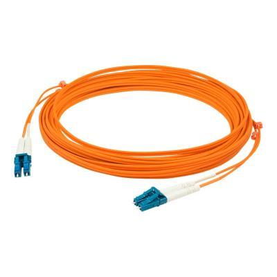 AddOn 2m LC OM1 Orange Patch Cable - cordon de raccordement - 2 m - orange  CABL