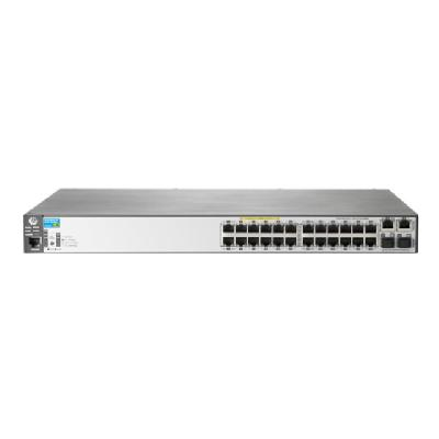 Aruba 2620-24-PoE+ - switch - 24 ports - managed - rack-mountable  PERP