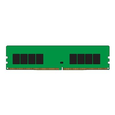 Kingston ValueRAM - DDR4 - 16 GB - DIMM 288-pin - unbuffered  MEM