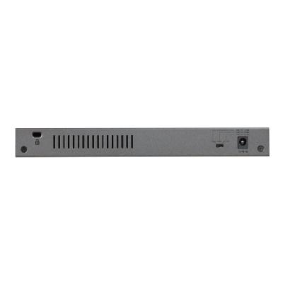 NETGEAR GS108PP - switch - 8 ports - rack-mountable  PERP