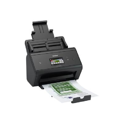 Brother ImageCenter ADS-3600W - document scanner - desktop - USB 3.0, Gigabit LAN, Wi-Fi(n), USB 2.0 (Host) rother ImageCenter ADS-3600W -  document scanner -
