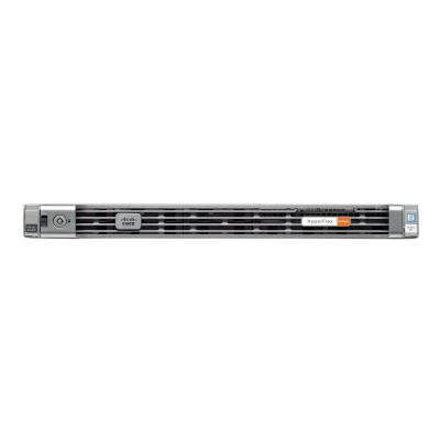 Cisco UCS Smart Play Select HX220c Hyperflex EDGE 2 System - rack-mountable - Xeon E5-2630V4 2.2 GHz - 512 GB - 7.8 TB  SYST