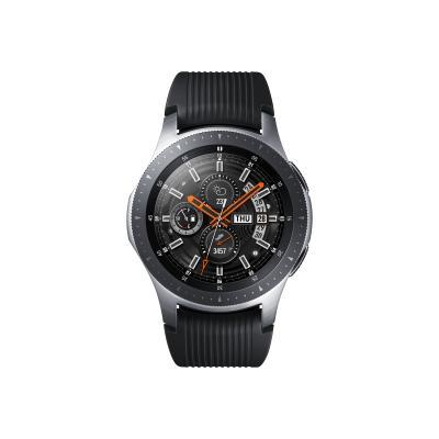 Samsung Galaxy Watch - silver - smart watch with band - 4 GB