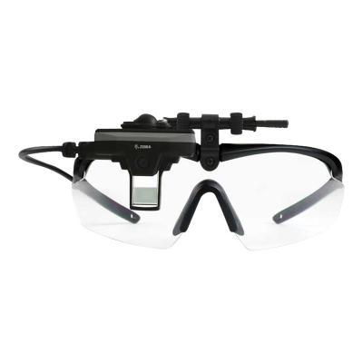 Zebra HD4000 Enterprise Head-Mounted Display smart glasses  CPNT