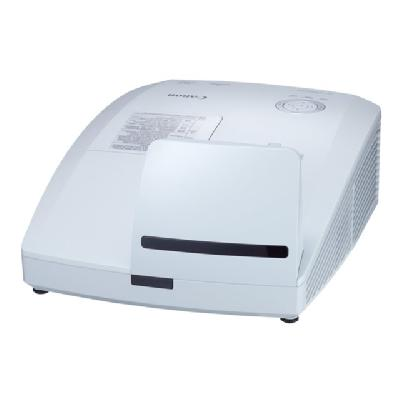 Canon LV-WX300UST - DLP projector - 3D 280 X 800.  3000 Lumens Ultra Short Throw/Ratio:0.