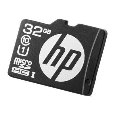 HPE Enterprise Mainstream Flash Media Kit - flash memory card - 32 GB - microSD instream Flash Media Kit