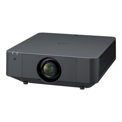 Sony VPL-FHZ75 - 3LCD projector - standard lens - LAN Black