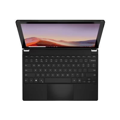 Brydge 12.3 Pro+ - keyboard - with touchpad - QWERTY - English - black