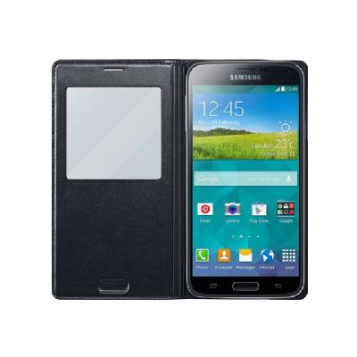 Samsung S View Cover EF-CG900B flip cover for cell phone  CASE