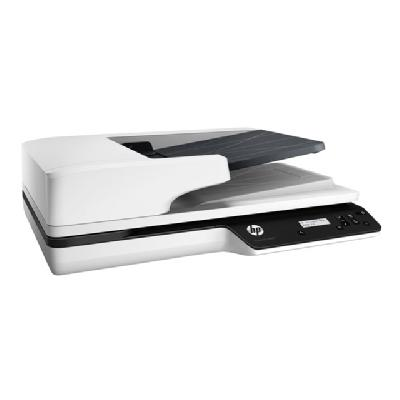 HP Scanjet Pro 3500 f1 - document scanner - desktop - USB 3.0 (English, French, Spanish / Canada, Mexico, United States, Latin America (excluding Argentina, Brazil, Chile)) ANNER