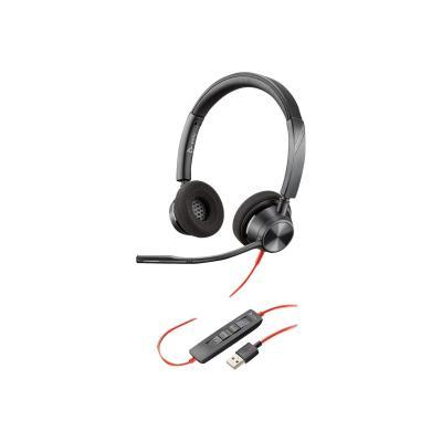 Poly - Plantronics Blackwire 3320-M - Microsoft Teams - micro-casque