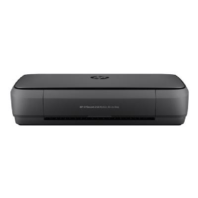 HP Officejet 250 Mobile All-in-One - multifunction printer (color) (English, French, Spanish / Canada, United States)  PRNT