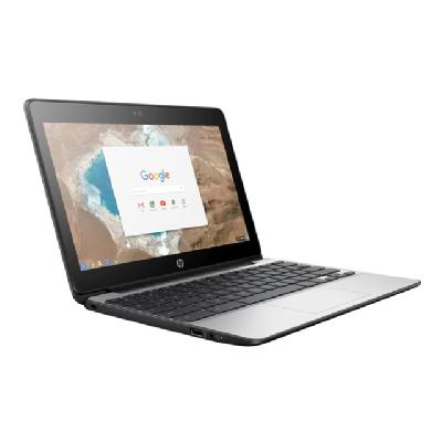 "HP Chromebook 11 G5 - Education Edition - 11.6"" - Celeron N3060 - 2 GB RAM - 16 GB SSD - US (Language: English / region: United States) 6GB BT SBY"