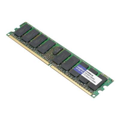 AddOn 2GB DDR3-1066MHz UDIMM for Dell A1595856 - DDR3 - 2 GB - DIMM 240-pin - unbuffered  2GB DDR3-1066MHz Unbuffered D ual Rank 1.5V 240-pi