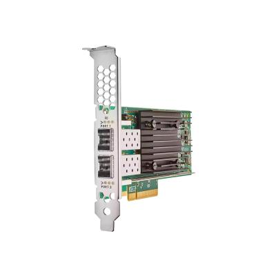 HPE StoreFabric SN1610Q Dual Port - host bus adapter - PCIe 4.0 x8 - 32Gb Fibre Channel x 2  CPNT