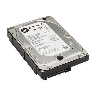 HP - hard drive - 4 TB - SATA 6Gb/s D