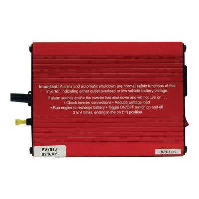 Tripp Lite Portable Auto Inverter 150W 12V DC to 120V AC 1 Outlet 5-15R - DC to AC power inverter - 150 Watt  PERP