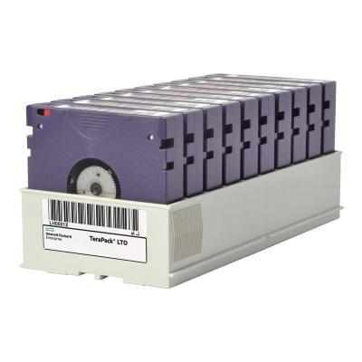HPE Ultrium Type M RW Custom Labeled Data Cartridge - LTO Ultrium 8 x 10 - 9 TB - storage media TB RW Custom Labeled TeraPack 10 Data Cartridges