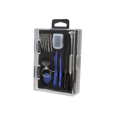 StarTech.com Cell Phone Repair Kit - with Case - Multipurpose - Computer Tool Kit - Electronics Kit - PC Tool Kit (CTKRPR) - cell phone repair tool set  all the necessary tools for p recision repairs on