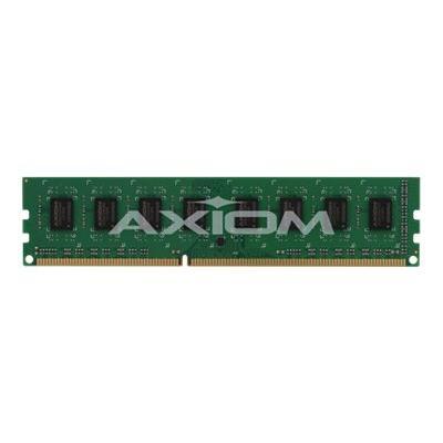 Axiom AX - DDR3 - 2 GB - DIMM 240-pin - unbuffered NCR - 7606-K133