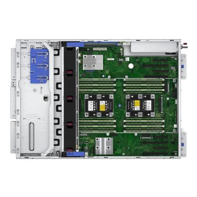 HPE ProLiant ML350 Gen10 Entry - tower - Xeon Bronze 3206R 1.9 GHz - 16 GB - no HDD (Region: United States) Svr