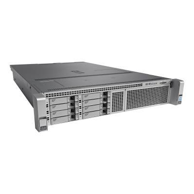 Cisco UCS Smart Play 8 C240 M4 SFF Value Plus - rack-mountable - Xeon E5-2650V3 2.3 GHz - 16 GB BSYST