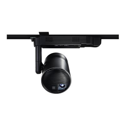 Panasonic Space Player PT-JX200FBU Direct Mount Type - DLP projector - 802.11a/b/g/n wireless / LAN LP2000 BLK
