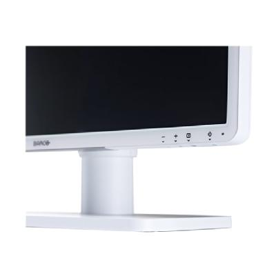 "Barco Eonis MDRC-2224 WH - LED monitor - 2MP - color - 24"" Medical Clinical Review Color LED  white sealed pr"