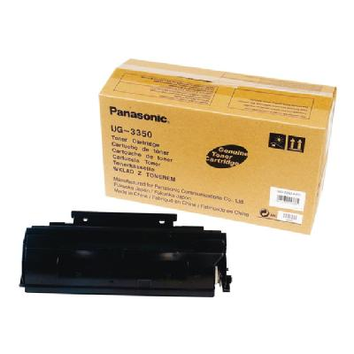 Panasonic - black - original - toner cartridge (N/a) black - UF585 / UF595 - UG3350  - 7 500 PAGE YIELD
