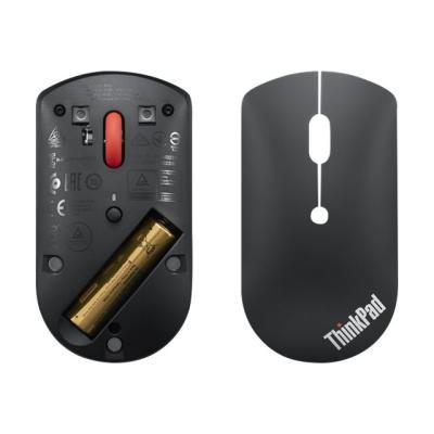 Lenovo ThinkPad Silent - mouse - Bluetooth 5.0 - iron gray SE