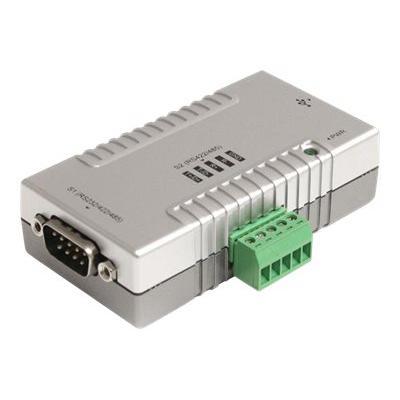StarTech.com USB to Serial Adapter - 2 Port - RS232 RS422 RS485 - COM Port Retention - FTDI USB to Serial Adapter - USB Serial (ICUSB2324852) - serial adapter - USB 2.0 - 2 ports port to your laptop or desktop  computer via USB -