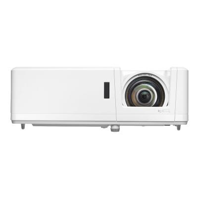 Optoma ZH406ST - DLP projector - short-throw - 3D T 4200