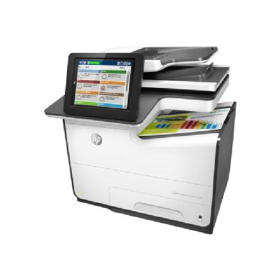 HP PageWide Enterprise Color MFP 586f - multifunction printer (color) (English, French, Spanish / Canada, Mexico, United States, Latin America (excluding Argentina, Brazil, Chile)) NTR