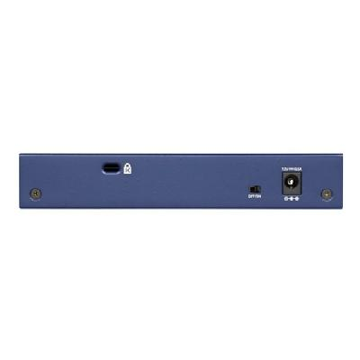 NETGEAR GS108v4 - switch - 8 ports - unmanaged (Latin America, North America)  PERP