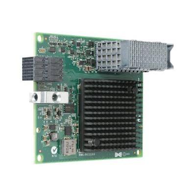 Lenovo Flex System CN4054S - network adapter - PCIe 3.0 x8 - 10Gb Ethernet / FCoE x 4  LICS