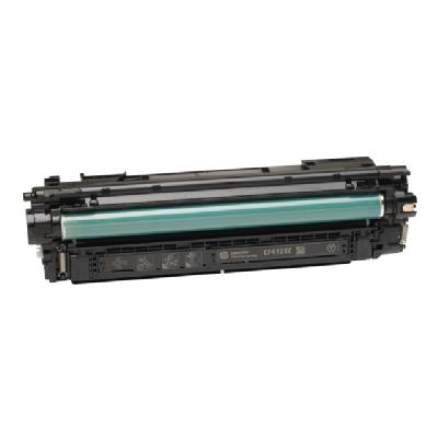 HP 657X - High Yield - yellow - original - LaserJet - toner cartridge (CF472X)  TNR CART