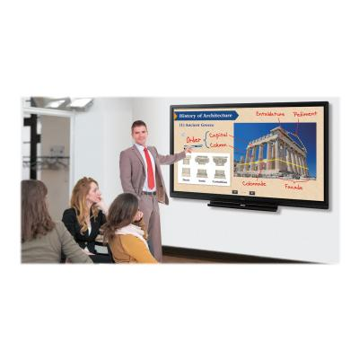 "Sharp PN-C705B Aquos Board - 70"" Class (69.5"" viewable) LED display - Full HD ch - 1920 x 1080 - 350 cd/m2 -  4 000 : 1 - 8 Ms -"
