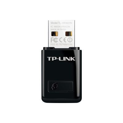 TP-Link TL-WN823N - network adapter - USB 2.0 IWRLS