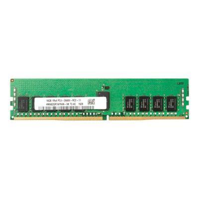 HP - DDR4 - 16 GB - DIMM 288-pin - unbuffered  MEM