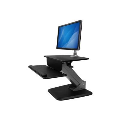 StarTech.com Single Monitor Sit-to-stand Workstation - One-Touch Height Adjustment (BNDSTSPIVOT) - mounting kit  STND