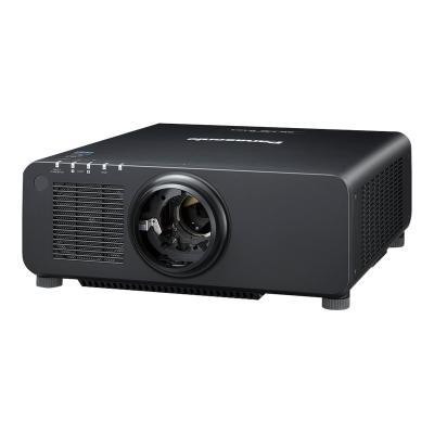 Panasonic PT-RW730LBU - DLP projector - no lens - LAN 000 ANSI lumen - 1280 x 800 - 10 000:1 - 16:10