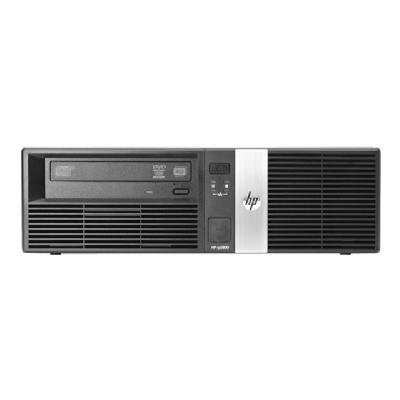 HP Point of Sale System rp5800 - DT - Core i3 2120 3.3 GHz - 4 GB - 500 GB (French / Canada)  TERM