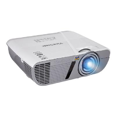 ViewSonic LightStream PJD6552LWS - DLP projector - portable - 3D - LAN (United States) GA DLP