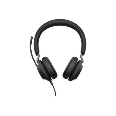 Jabra Evolve2 40 UC Stereo - headset